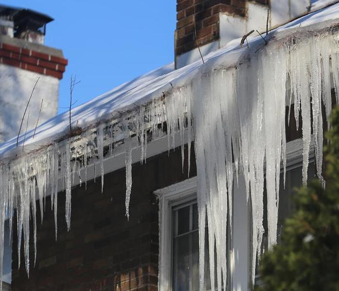 Mold Remediation How to Remove an Ice Dam